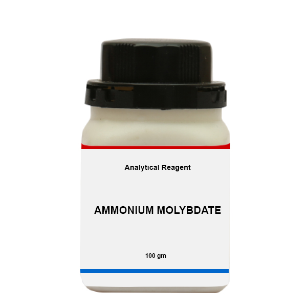 AMMONIUM MOLYBDATE AR 100 GM