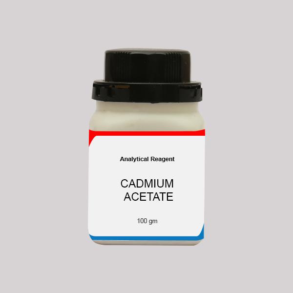 Cadmium Acetate Ar 100Gm