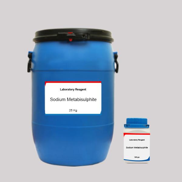 Where to buy Sodium Metabisulphite LR