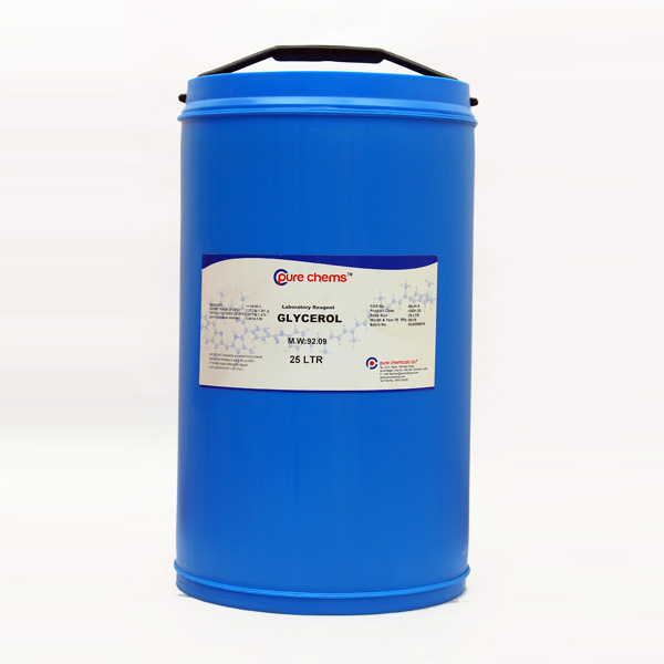 Where to buy Glycerol LR 25Ltr