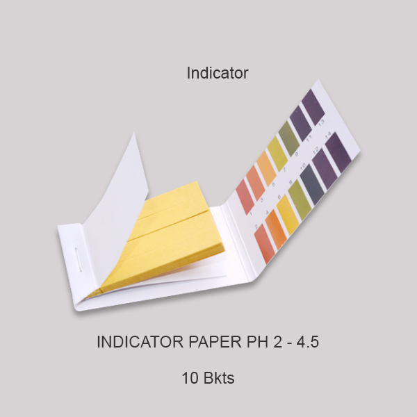 Where to buy Indicator Paper Ph 2 4.5