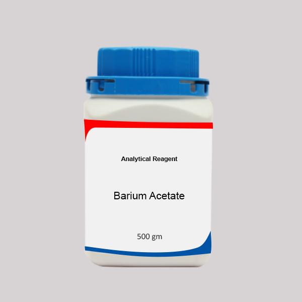 Where to buy Barium Acetate AR 500GM