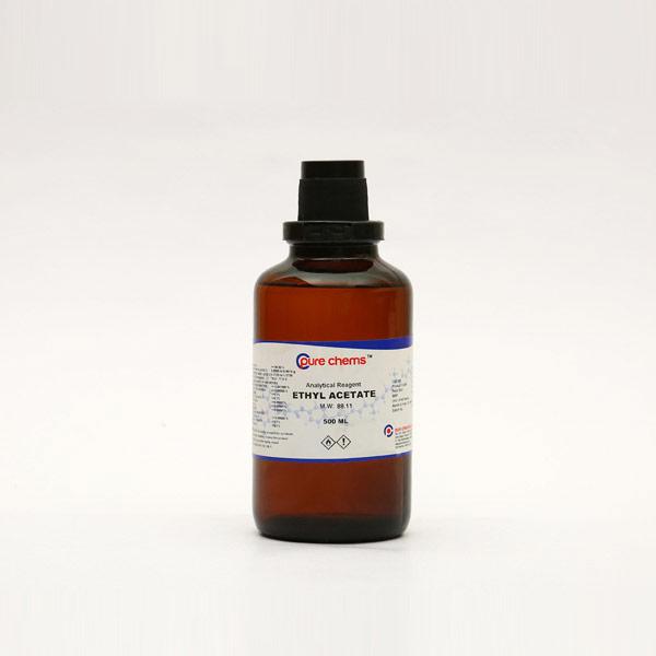 Ethyl Acetate AR 500ml