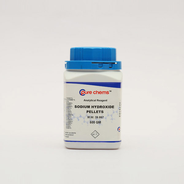 Where to buy Sodium Hydroxide Pellets AR 500Gm