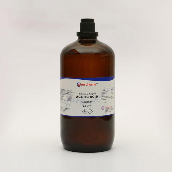 Acetic Acid LR 2.5Ltr