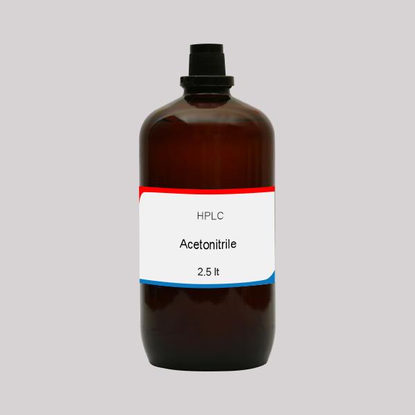 Acetonitrile HPLC 2.5liter