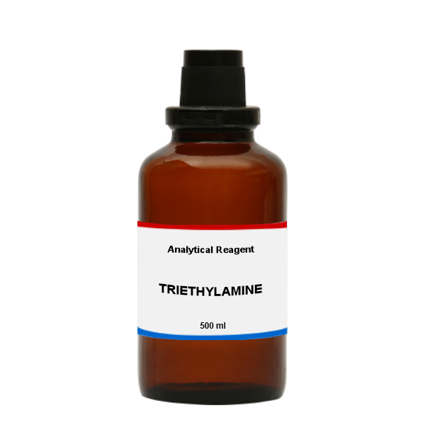 Where to buy TRIETHYLAMINE AR 500 ML
