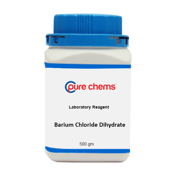 Where to buy Barium Chloride Dihydrate LR 500GM