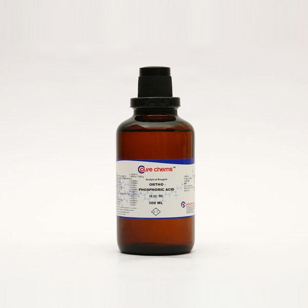 Ortho Phosphoric Acid AR 500ml