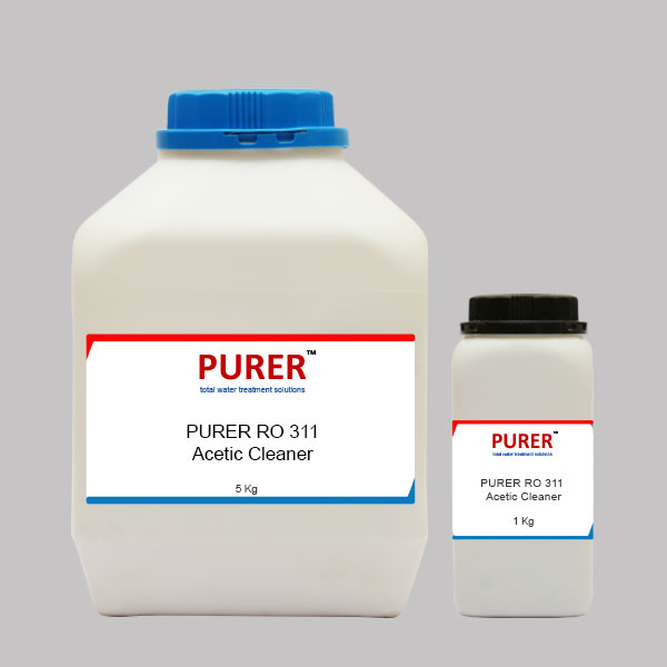PURER RO 311 Acidic Cleaner (Membrane Acidic Cleaner)