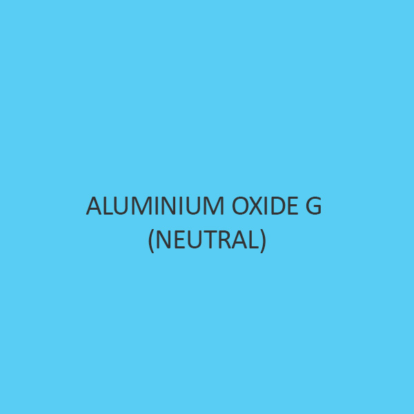 Aluminium Oxide G Neutral