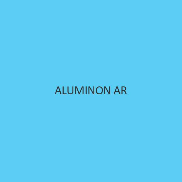 Aluminon AR aurin tricarboxylic acid triammonium salt
