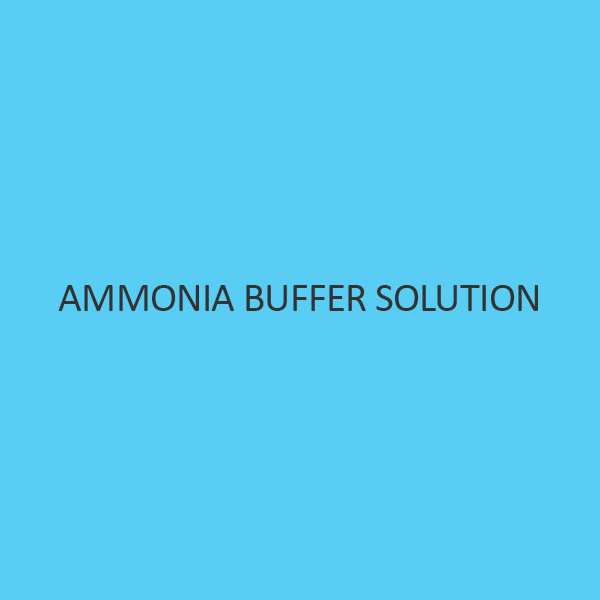 Ammonia Buffer Solution Liquid