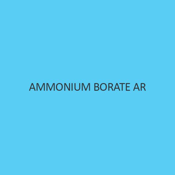 Ammonium Borate AR