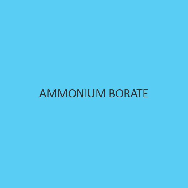 Ammonium Borate