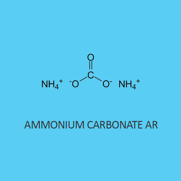 Ammonium Carbonate AR