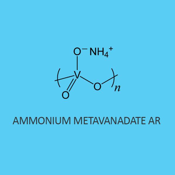 Ammonium Metavanadate AR