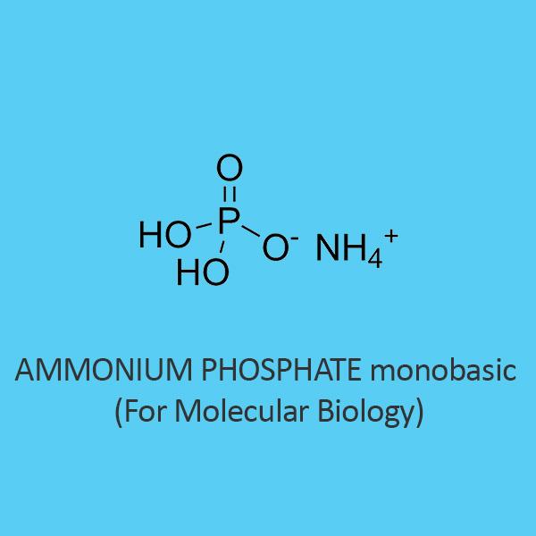 Ammonium Phosphate Monobasic For Molecular Biology
