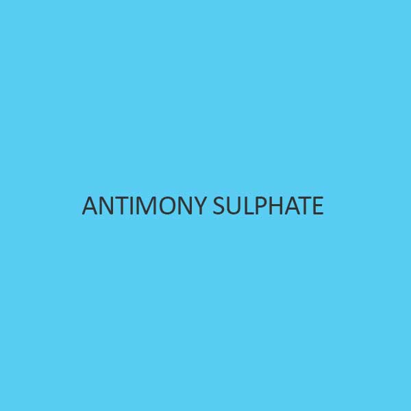 Antimony Sulphate