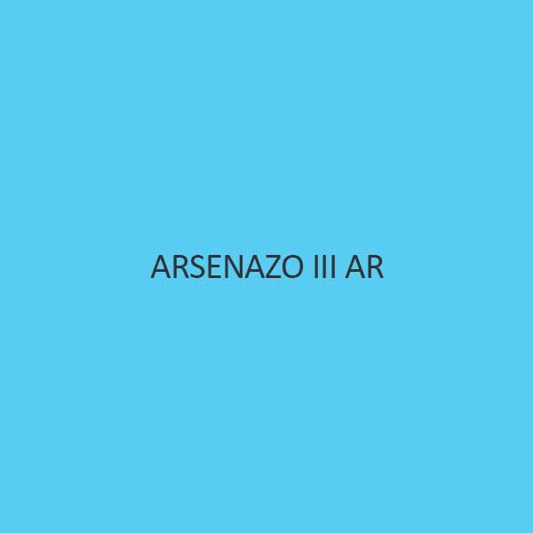 Arsenazo III AR