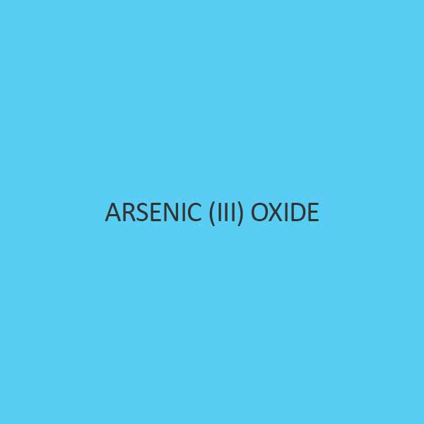 Arsenic III Oxide