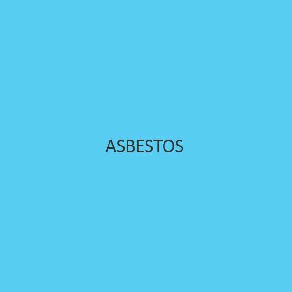 Asbestos For Gooch Crucibles