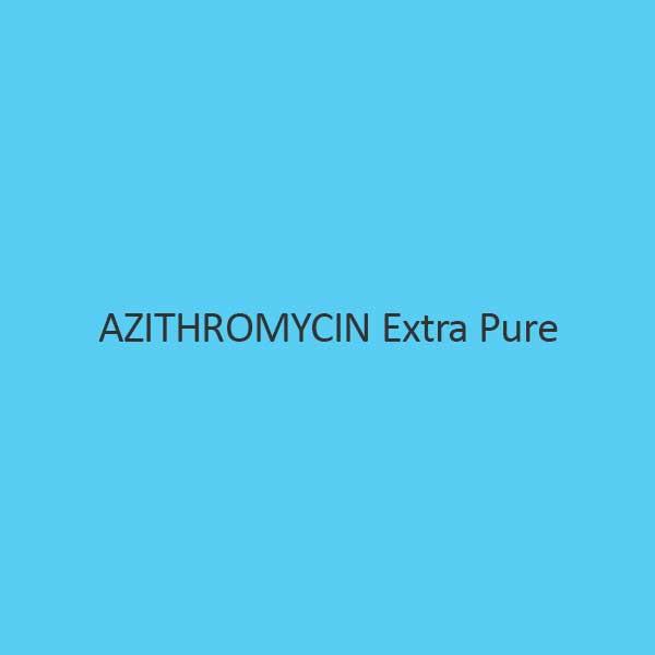 Azithromycin Extra Pure