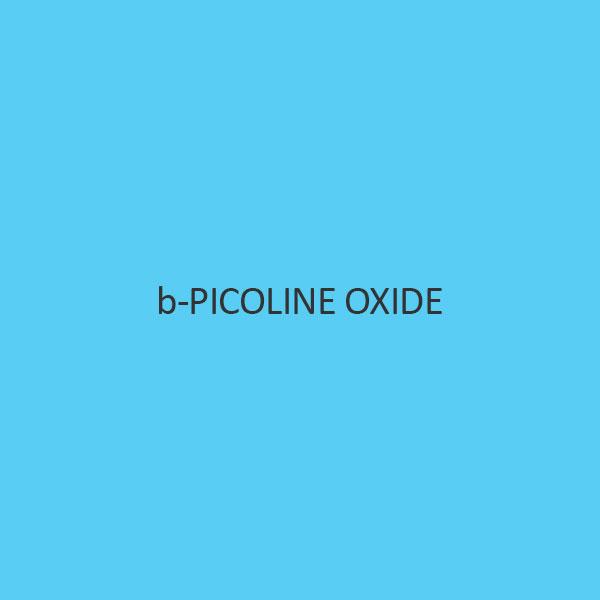 B Picoline Oxide