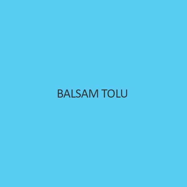 Balsam Tolu