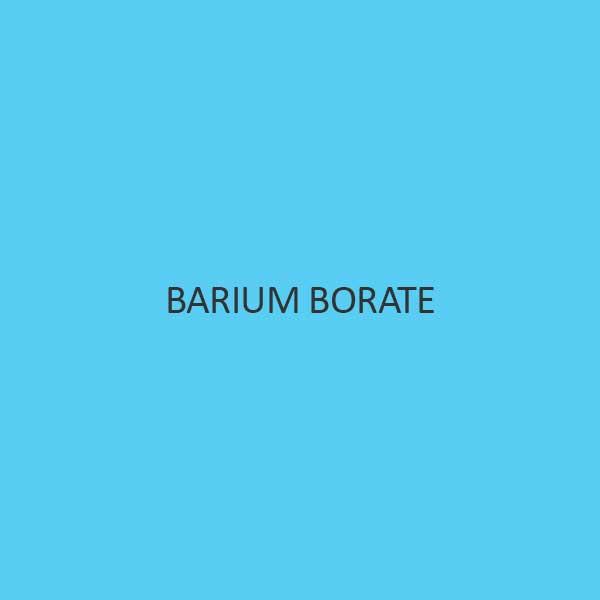 Barium Borate Monohydrate