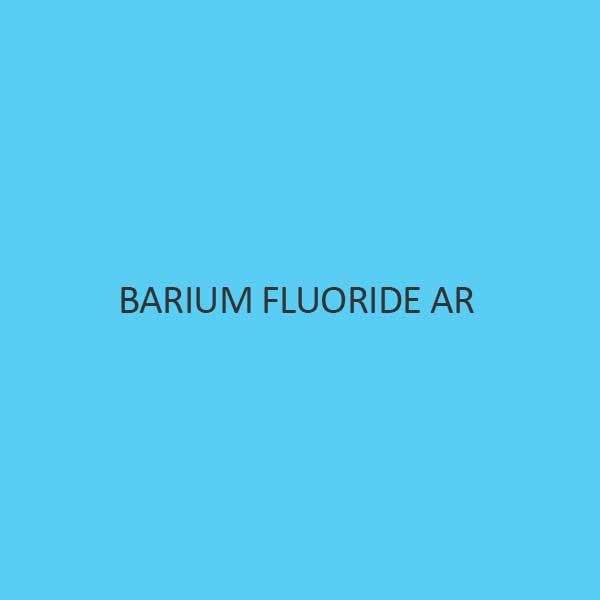 Barium Fluoride AR