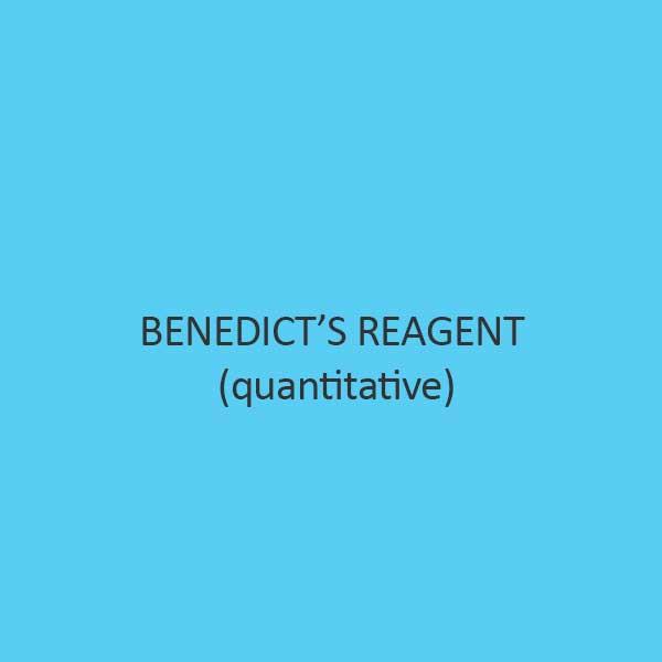 Benedicts Reagent Qualitative