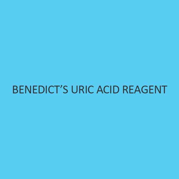 Benedicts Uric Acid Reagent
