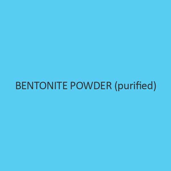 Bentonite Powder (Purified)