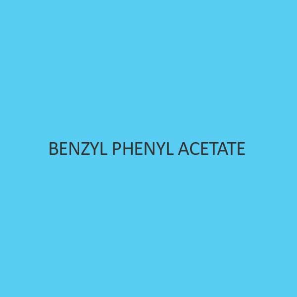 Benzyl Phenyl Acetate