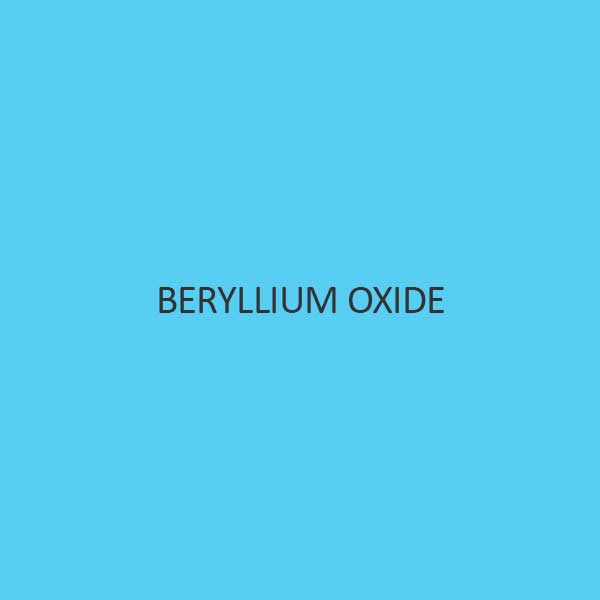 Beryllium Oxide Powder
