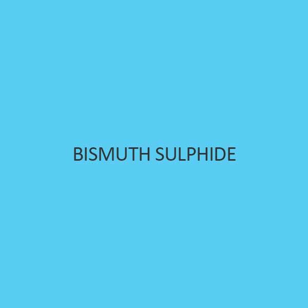 Bismuth Sulphide