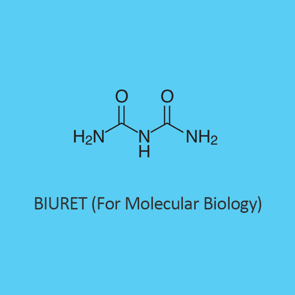 Biuret For Molecular Biology