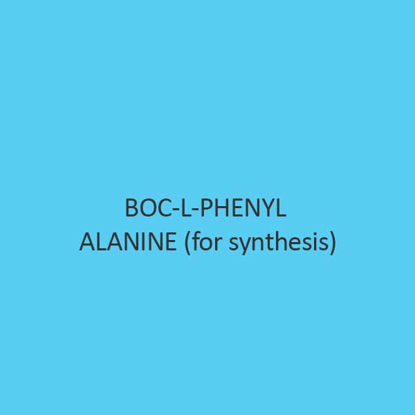 Boc L Phenyl Alanine For Synthesis