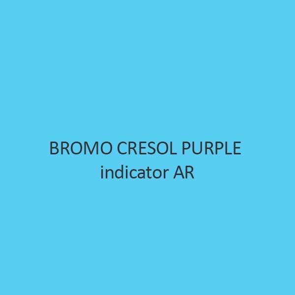 Bromo Cresol Purple Indicator AR