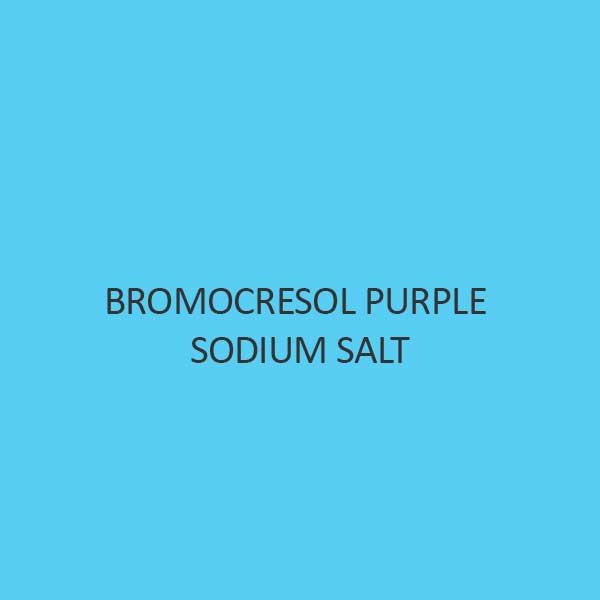 Bromocresol Purple Sodium Salt