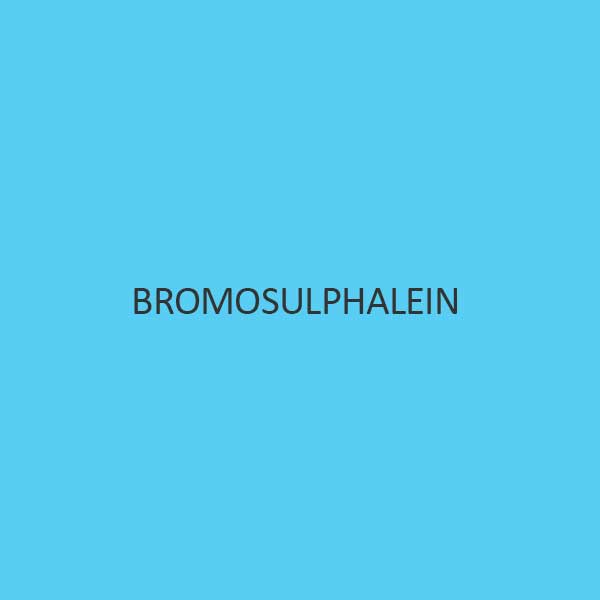 Bromosulphalein Purified