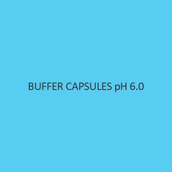 Buffer Capsules Ph 6.0