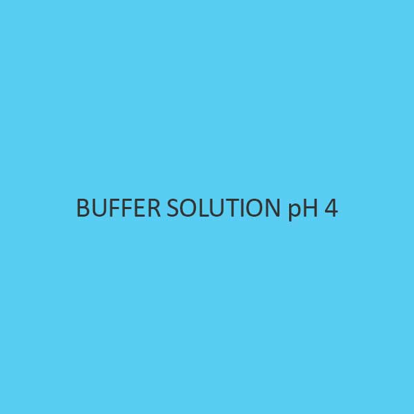 Buffer Solution Ph 4