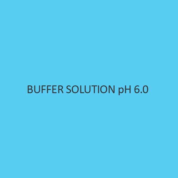 Buffer Solution Ph 6.0