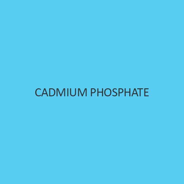 Cadmium Phosphate