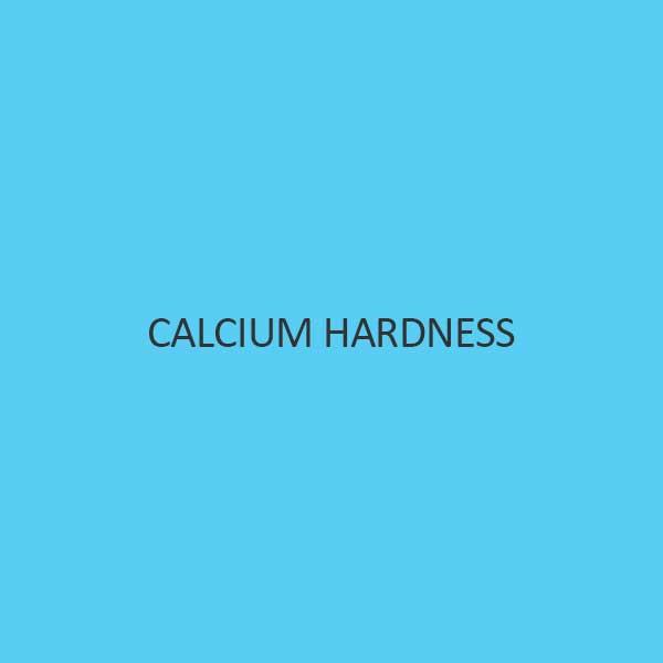 Calcium Hardness Indicator Tablets