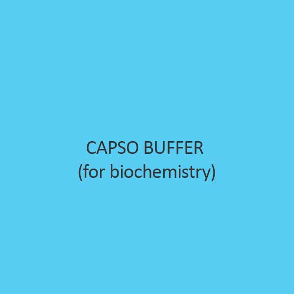 Capso Buffer For Biochemistry