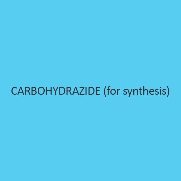 Carbohydrazide For Synthesis