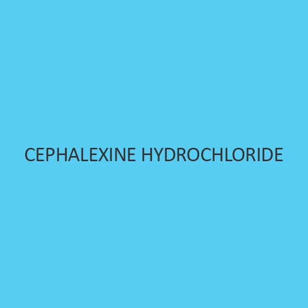 Cephalexine Hydrochloride Extra Pure For Lab Use
